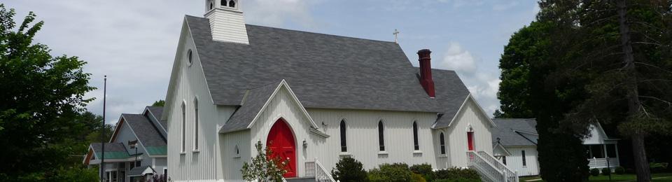 St Paul's Episcopal Church Lancaster NH